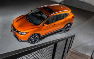 Nissan Rogue is selling like hotcakes. Cars, not so much.