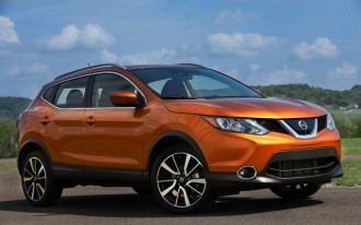 2017 Nissan Rogue Sport Vs Honda Hr V Compare Cars