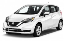 2017 Nissan Versa Note S Plus CVT Angular Front Exterior View