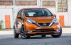 2017 Nissan Versa Note gets updates before LA Auto Show