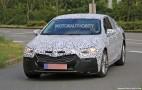 2017 Opel Insignia spy shots