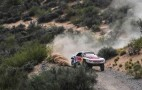 1-2-3 finish for Peugeot in 2017 Dakar rally