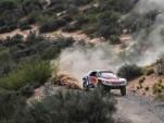 2017 Peugeot 3008 DKR in the Dakar rally