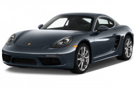 Used Porsche 718 Cayman