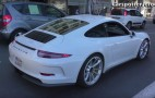 2016 Porsche 911 R hits the streets of Monaco
