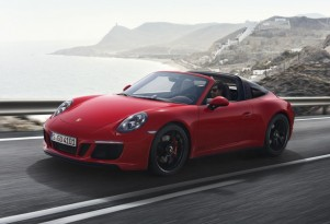 2017 Porsche 911 GTS range unveiled, includes new Targa variant