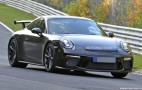 Report: Porsche 911 GT3 to receive 4.0-liter engine, 6-speed manual