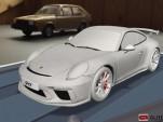 2017 Porsche 911 GT3 leaked - Image via Autoblog.nl