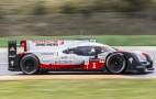 Watch a 2017 Porsche 919 Hybrid LMP1 blast its way around Spa