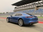 2017 Porsche Panamera, Technical Backgrounder, July 2016