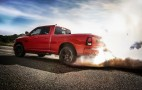 Ram 1500 Night Package blacks out the details