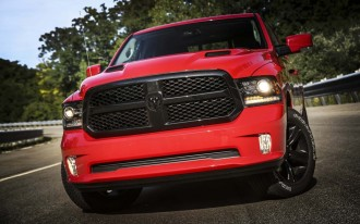 Rebel Yell: 2017 Ram 1500 gets blacked-out treatment; other trucks get more chrome