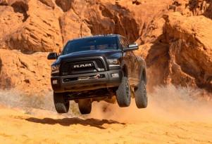 2017 Ram 2500 Power Wagon