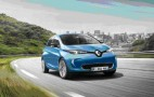 2017 Renault Zoe electric car: larger battery doubles range