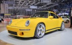 Ruf unveils rear-engine, carbon fiber CTR sports car