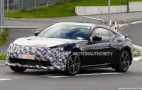 2017 Scion FR-S Spy Shots