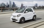 Smart ForTwo gets more power thanks to Brabus