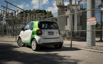 Smart dropping gas models, to go all-electric