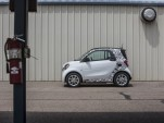 2017 Smart ForTwo Electric Drive (European model) prototype, Aug 2016