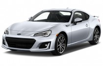 2017 Subaru BRZ Limited Auto Angular Front Exterior View