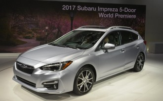 All-new 2017 Subaru Impreza priced from $19,215