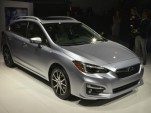 2017 Subaru Impreza 5-Door, 2016 New York Auto Show
