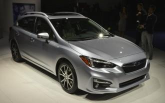 2017 Subaru Impreza, Alpina B5 spied, BMW 530e: What's New @ The Car Connection