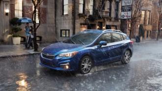 2017 Subaru Impreza 2.0i Limited