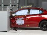 2017 Subaru Impreza IIHS