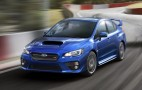 2017 Subaru WRX and WRX STI preview