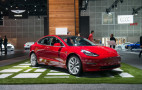 Tesla Model 3 hits 60 MPH in 4.66 seconds, passes quarter mile in 13.3