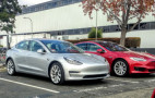 Tesla delivers 1,550 Model 3s in Q4; Models S, X over 100,000 in 2017