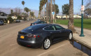 2017 Tesla Model S 100D on cross-country trip from New York to California  [photo: David Noland]