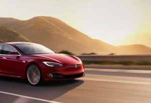 How high a hill could recharge a coasting Tesla electric car completely?
