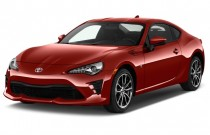 2017 Toyota 86 Automatic (Natl) Angular Front Exterior View