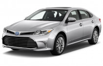 2017 Toyota Avalon Hybrid Limited (Natl) Angular Front Exterior View
