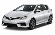 2017 Toyota Corolla iM CVT Automatic (Natl) Angular Front Exterior View