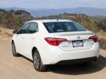 2017 Toyota Corolla, test drive, Ojai, California, Sep 2016