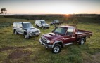 Toyota Land Cruiser 70 lives on thanks to updates