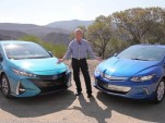 Plug-in electric car sales in Canada, March 2018: Prius Prime rivals Volt