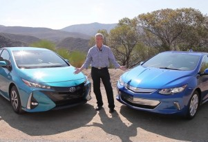 Will Toyota Prius Prime outsell Chevy Volt this year?
