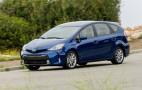 Toyota Prius V hybrid wagon ends U.S. run; RAV4 Hybrid took its sales