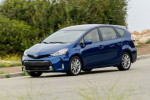 Toyota Prius V hybrid wagon ends U.S. run; RAV4 Hybrid took its sales