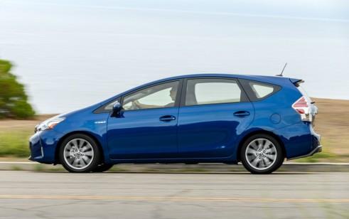 2017 Toyota Prius V Vs Ford Escape Ford C Max Hybrid