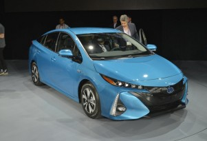 2017 Toyota Prius Prime: first drive of new plug-in hybrid