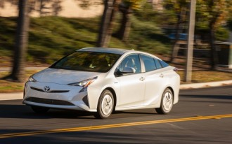 Eco-cheap: New 2017 Toyota Prius One trims hybrid price