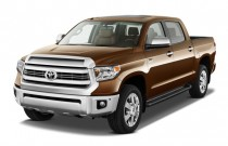 2017 Toyota Tundra 2WD 1794 Edition CrewMax 5.5' Bed 5.7L (Natl) Angular Front Exterior View