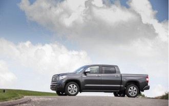 2016 and 2017 Toyota Tundra recalled for faulty bumpers: 73,000 pickups affected