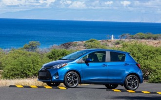 2017 Mitsubishi Mirage vs. 2017 Toyota Yaris: Compare Cars