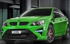 Vauxhall gets final run of VXR8 super sedans from Down Under